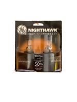 GE 9007NH Nighthawk Halogen Bulb - 2 Pack - NOS