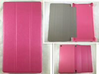 FUNDA CARCASA TABLET LENOVO TAB 2 A7-30 A7-20 A7-10 SOSTENIBLE COLOR ROSA FUCSIA