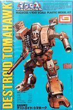 IMAI 1/100 Macross Series 2 Destroid Tomahwk MBR-04-Mk-VI Heavy Mobility Plastic