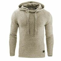 Hoodie Sweater Pullover Tops Winter Long Sleeve Hoody Fleeces Sweatshirts Men's