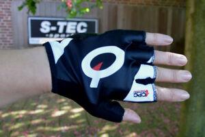 Prologo Cpc half Finger Gloves Good Grip Comfort Black-White New
