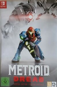 NINTENDO SWITCH Metroid Dread: Special Edition BRAND NEW