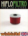 Honda XR250 Super 1997-2004 [Hiflo Black Replacement Oil Filter] HF112