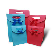 9703ac3c783 12Pcs 3 Size Paper Bag Xmas Party Birthday Wedding Present Gift Bag Carrier  Box