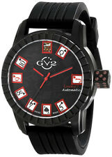 Gevril GV2 9300 Lucky 7 Ltd Edition Men's Swiss Made Automatic Watch $2600 NEW