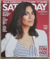 Fiona Wade - Saturday magazine – 14 October 2017