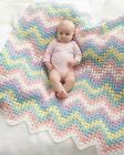 baby rainbow blanket crochet pattern 99p