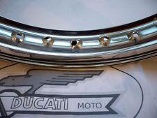 """Cerchioni Alluminio con Nervatura Akront-Morad Ducati 18 """" 1.6"""