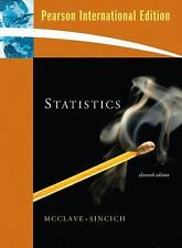 Statistics 11th Edition ISBN-10: 0132363445 ISBN-13: 9780132363440