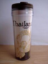 12 OZ STARBUCKS CITY THAILAND TRAVEL TO GO TUMBLER COLLECTOR CUP