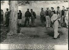 1949 Press Photo Jim Turnesa in action, Los Angeles Open golf tournament, CA