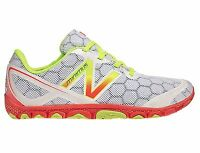 New Balance Minimus WR10 WC2 WR10WC2 Running Shoes Women's - White And Red