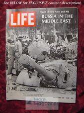 LIFE November 29 1968 Nov 68 11/29/68 RUSSIA MIDDLE EAST CHARLES WEBB