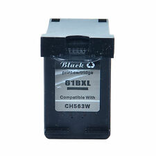 1PK Compatible for HP 61XL Black Ink for ENVY 4500 4502 4504 5530 5531 5535