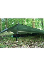 Snugpak All Weather Shelter G2 Green Camping Tarp Bivi Tent Army Basha NEW