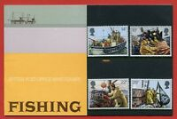 1981 Fishing Industry Presentation Pack