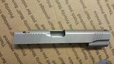 1911 Stainless Steel slide Full size 45ACP parts 45 ACP