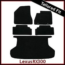 LEXUS RX300 montato su misura moquette auto + Boot MAT (2003 2004... 2007 2008 2009)