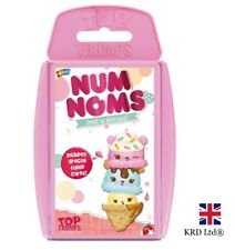 TOP TRUMPS NUM NOMS CARD GAME Family Kids Travel Holiday Play Christmas Gift UK