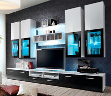 Presto 4 - modern living room entertainment center /  living room wall unit
