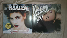 "MARINA AND THE DIAMONDS The Family Jewels Electra Heart 12"" vinyl Shampain"