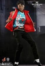 Hot Toys 1/6 MIS10 Michael Jackson Beat It Ver 10th Exclusive Figure