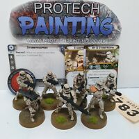 Star Wars Legion - Stormtroopers (Core) - Painted - (783)