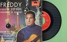 FREDDY QUINN / Canciones De Navidad / POLYDOR 20 940 EPH Press Spain 1964 EP EX