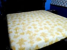 New Room Essentials Gold King Flat Sheet