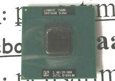 CPU PROCESSOR INTEL CORE 2 DUO T5800 2.00GHZ-2MB-800 SLB6E LF80537 MOBILE