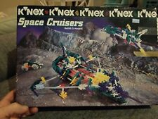 New listing K'Nex Space Cruisers Builds 5 Models