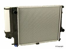 Radiator with Coolant Tank for Manual Transmission for e34 BMW 1989-1993 525i