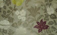 OSBORNE & LITTLE Nina Campbell Rosario Floral India Khaki New Remnant