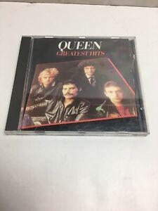 Queen Greatest Hits (Bohemian Rhapsody, Killer Queen) 1981 EMI CD Album