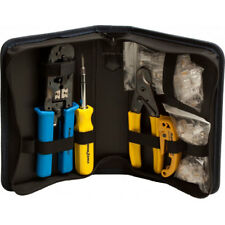 Platinum Tools 90109 All-In-One Modular Plug Kit