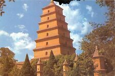 B29718 big wild goose pagoda  china