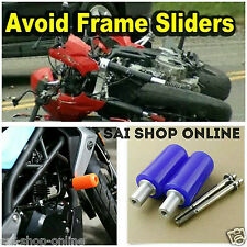 Universal Motorcycle Frame Slider Crash Protector 10mm KTM RC DUKE CBR PULSAR
