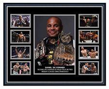 DANIEL CORMIER UFC 2 DIVISION CHAMPION SIGNED LIMITED EDITION FRAMED MEMORABILIA