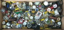 Huge Watch Lot for Repair & Parts Untested from Estate Vintage to Modern