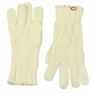 Chicago Bears NFL Women's Knitted Woven Winter Gloves - One Size Fits Most