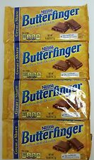 4 Bars of Butterfinger Pieces in Milk Chocolate Bar 4.4 oz ea PRIORITY SHIPPING