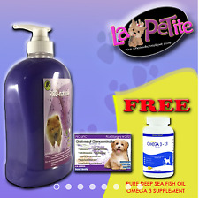 Pro-naturale 3 in 1 Shampoo 1000mL (Lavender) & Oatmeal Soap