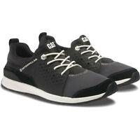 NEW CAT Caterpillar Men's UNEXPECTED Sneaker, GRAY/BLACK SIZE 9-MED - FREE SHIP