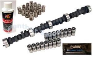 """SB Chevy 283 305 327 350 400 HP Cam Lifter Spring Kit .480""""/.480"""" Lift 232°/232°"""
