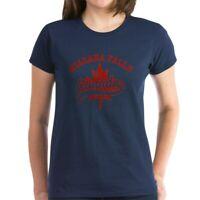 CafePress Niagara Falls Canada T Shirt Women's Cotton T-Shirt (1806612849)