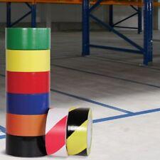 Nastro adesivo per marcatura segnalazione verticale pavimenti 25 a 100mm x 33MT