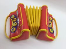 The Wiggles Accordion Play Along 2007 Spin Master Tested!