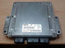 PEUGEOT Citroen Bosch Immo ECU IMMOBILIZZATORE rimosso OFF 0281010816 9644853080 16