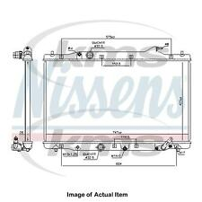 New Genuine NISSENS Radiator 606216 Top Quality
