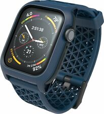 Catalyst Protective Case for Apple Watch 44mm Navy Blue Smart Watch Cover